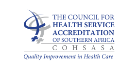 1.	Council for Health Service Accreditation of Southern Africa (COHSASA)